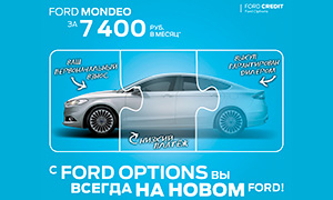 Ford Credit Mondeo